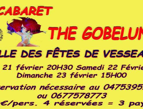 Théâtre : Le Cabaret  the Gobelune's