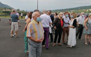 Inauguration de l'Espace Séraphin Gimbert - 19/09/2020