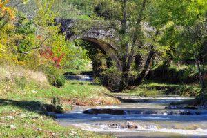 Pont sur le Liopoux